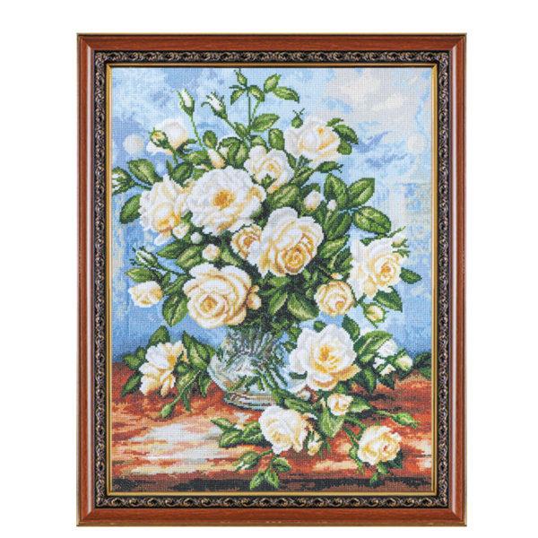 Гоблен Бели рози - художник Алберт Уилиамс