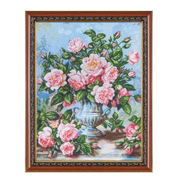 Гоблен Розови рози - художник Алберт Уилиамс