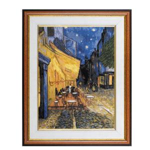 """Гоблен """" Кафе тераса """", художник Винсент Ван Гог"""