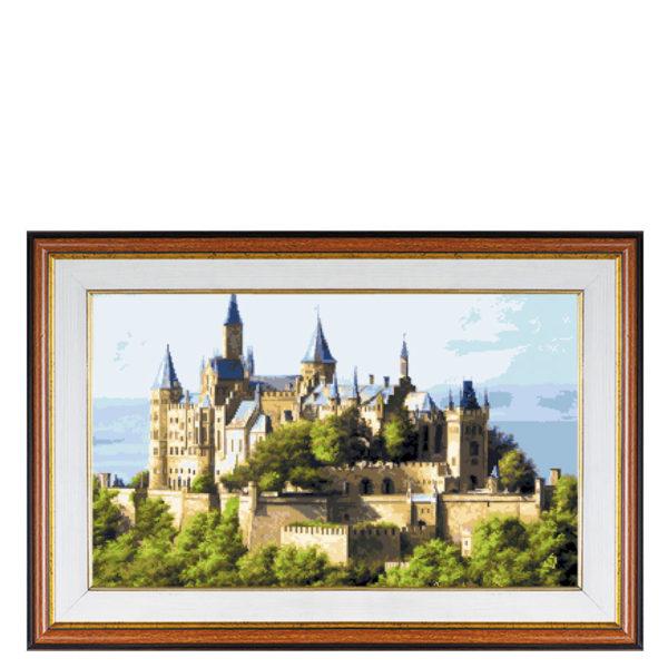 Гоблен приказен замък