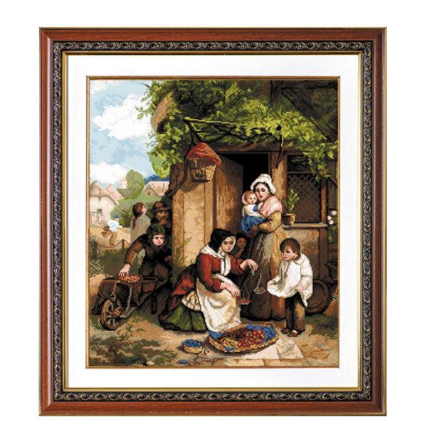 Гоблен Продавачката на вишни