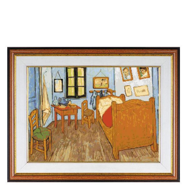 Гоблен Спалнята , Ван Гог