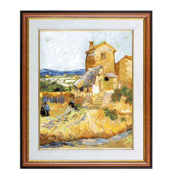 Гоблен Старата мелница - Ван Гог