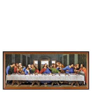 """Гоблен """" Тайната вечеря """" - 45 цвята конци DMC"""