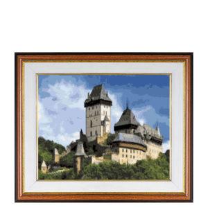 Гоблен Замък Карлстейн